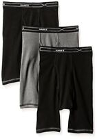 Hanes Red Label Underwear - Bottoms Mens 3-Pack X-Temp Comfort Cool Long