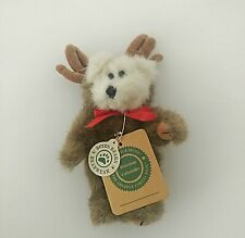 Boyds Bears & Friends The Archive Collection Moose Boyds Bear Bearware Red Bow