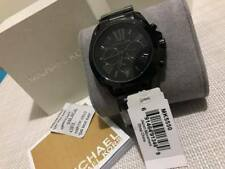 Michael Kors Bradshaw Oversize Black Chronograph Watch MK5550