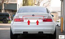 BMW NEUF ORIGINE E46 Série 3 Coupé Coffre Arrière Poignée 8244714