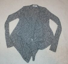 Abercrombie Kids Girls Gray Knit Sweater Size Small S