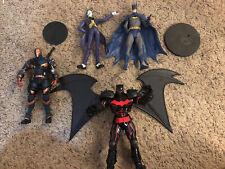 Dc Direct Vinyl Figure. Batman And Joker. Dc Multiverse Action Figure Lot