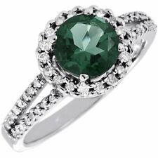 Ringe mit Diamanten aus Weißgold