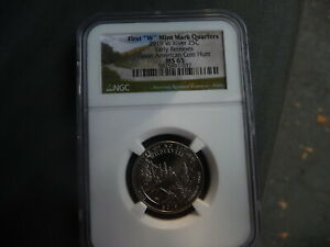 2019 w River of No Return quarter NGC MS 65 (Early Releases)