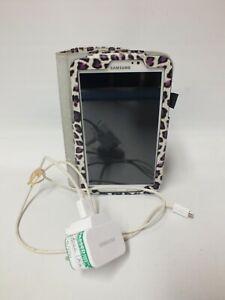 """Samsung Galaxy Tab 3 7"""" SM-T210 8GB White + Cover  (Hol)"""
