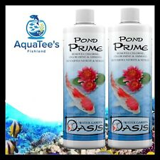 Seachem Pond Prime 500ml Complete & Concentrated Conditioner For Decorative Pond