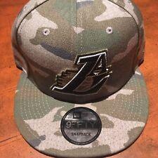 LA Lakers New Era 9FIFTY Camouflage snapback