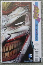 "DETECTIVE COMICS #15.DIE CUT ""DEATH OF THE FAMILY"".DC NEW 52 2013 1ST PRINT.VFN+"