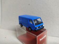 Mercedes-Benz MB-100-D ,  furgoneta ,  Herpa 040884 ,  escala 1/87
