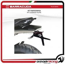Barracuda Kit Portatarga regolabile in alluminio per Honda Hornet 600 2007>2010