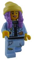 Lego Parker L. Jackson Hidden Side Minifigur Legofigur Figur Frau hs011 Neu