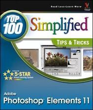 Photoshop Elements 11 Top 100 Simplified Tips and Tricks-ExLibrary