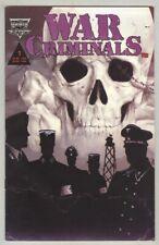 War Criminals #1 November 1992 FN+ Adolf Eichman