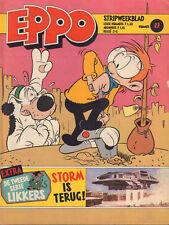 STRIPWEEKBLAD EPPO 1980 nr. 27 - STORM / ASTERIX / TOUR DE FRANCE /ROEL DIJKSTRA
