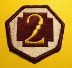 Military 2nd Medical Brigade Patch Color Insignia Unit US Army 968