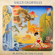 Oldfield, Sally - Playing in the flame LP #g1938429
