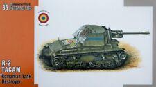 Especial Armadura 1/35 Panzerjaeger pz. Kpfw 35 (T)/R2 Tacam # 35003