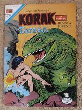 Korak el Hijo de Tarzan,Serie Aguila num.2-77,Novaro