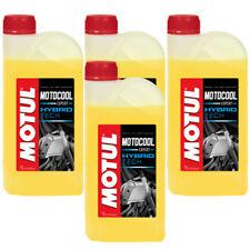 Motul Motocool Expert Hybrid Tech Liquido Refrigerante Moto - 4 Litri