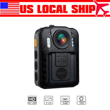 1296P HD Pocket Police Safety Camera IR Night Vision Body Cam Recorder Infrared