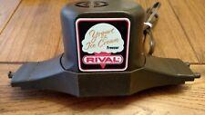 Replacement Motor for Vintage Rival Yogurt & Ice Cream Freezer Maker Model 8455