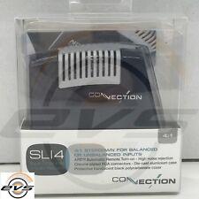 Connection SLI 4 Interfaccia Adattatore Booster Pre Out RCA 4 Canali by Audison