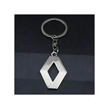 RENAULT KEYRING DIAMOND KEY CHAIN FOB GIFT METAL CLIO MEGANE LAGUNA SPORT