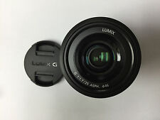 Panasonic LUMIX G 25mm f/1.7 ASPH Lens for M.3/4 Micro Four Thirds