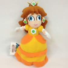 Super Mario Bros. Mario Party 10 Princess Daisy Plush Soft Toy Stuffed Animal 9""
