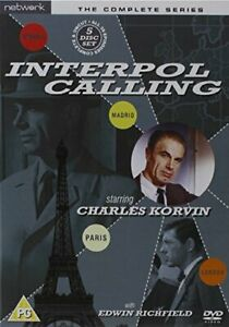 INTERPOL CALLING THE COMPLETE SERIES [DVD]