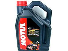4Liter Motul 7100 10W50 Öl Motorradöl 10W-50 Motoröl 4-Takt vollsynthetisch
