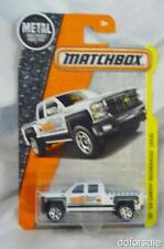 2014 Chevy Silverado 1500 1/64 Scale Die-Cast Model by Matchbox MBX Construction
