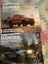 2021 Ford Ranger special pkg Stx se and tremor brochure2-1