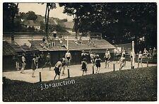 Tschechoslowakei OUTDOORS VOLLEYBALL Czechoslovakia * Foto-AK um 1910
