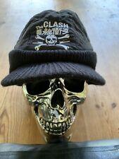 The Clash Skull Military Beanie Cap