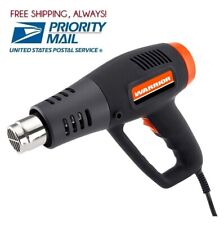 ELECTRIC POWER HOT AIR HEAT GUN HEATGUN PAINT STRIPPER STRIPPING REMOVAL TOOL
