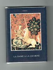 La Dame à la Licorne - Jacques Toussaint - 1981