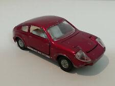 MINI MARCOS GT850 ROT TAKE OFF-WHEELS 1/43 CORGI TOYS 341 GT BRITAIN 1968