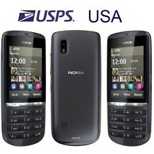 USA Seller! Nokia Asha 300 Graphite 5MP FM HSDPA (GSM) T-Mobile Mobile Phone