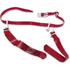 """RED Flag-a-Tag Sonic Boom FLAG FOOTBALL 1 Single Replacement Belt 52"""" Waist"""