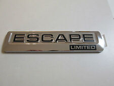 2010-2012 FORD ESCAPE LIMITED REAR LIFT GATE EMBLEM 8L8Z7842528B