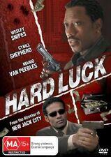 Hard Luck Wesley Snipes New DVD Region 4 Sealed