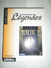 Jeu IBM PC - HERETIC II - Activision