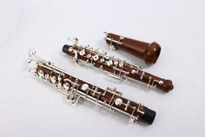 oboe Nice Sound C key rosewood Body 3rd Octave left F Resonance Profession #G02