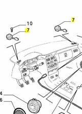 Fiat Coupe Front tableau de bord TWEETER speaker NEW & GENUINE 46304203