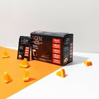 J-GEN - Powerful Antioxidant for Skin, Hair, Nails, Joints -30 Powder Packets