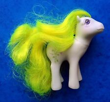 MON PETIT PONEY HASBRO G1 My Little Pony Morning Glory - Made in China