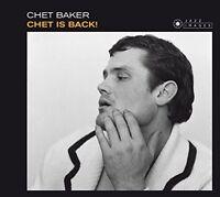 Chet Baker - Chet Is Back [New CD] Spain - Import