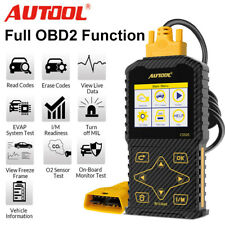 Automotive OBD2 Scanner Code Reader Car Check Engine Fault Diagnostic Tool CS520