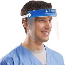 2 PCS Anti-fog Splash proof Cap Face Empty Full Face Protective shield Hat US